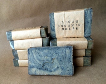 Espresso with Shea Butter and Castor Oil - Organic Soap Bar