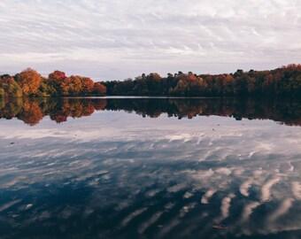 Reflection {photo print}