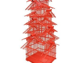 Sato Gordon Vintage Bamboo Pagoda Collection