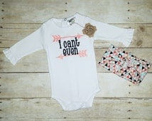 I cant even baby Onesie