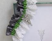 Brittany's LOTR garter