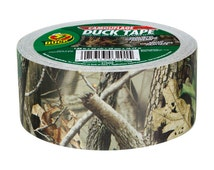 Camouflage Realtree Hardwoods  Duct Tape Roll for crafts and Party Supplies duck tape