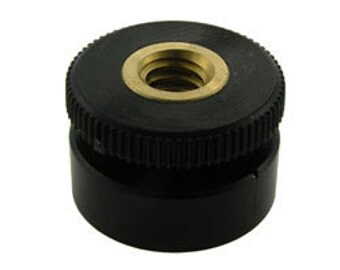 Replacement Knurled Knob for Lortone Rotary Tumbler Barrels (TM1003-03)