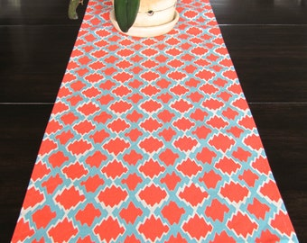CORAL TABLE RUNNER 12 x 48 Coral Table Runners Christmas Decorative Wedding Holidays Table Runner Holiday Housewares Home 48 60 72 84 96