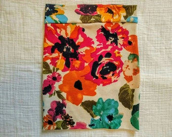 Floral Pencil Skirt for sizes newborn to 2/3T