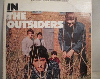 THE OUTSIDERS  LP