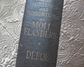 Moll Flanders  by Daniel Defoe 1931