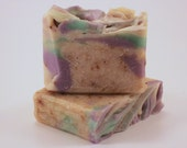 Botanica Aloe Shea and Argan Soap Infused with Calendual Chamomile and Lavender