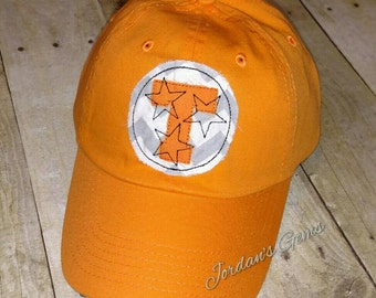 University of Tennessee Tristar and Power T UT Vols Baseball Hat.