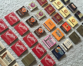Lot Of 40 Reno Nevada Souvenir Vintage Matchbooks