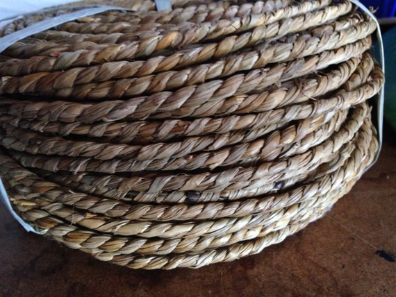 Basket Weaving Name : Twisted sea grass for basket weaving bird toys crafts feet