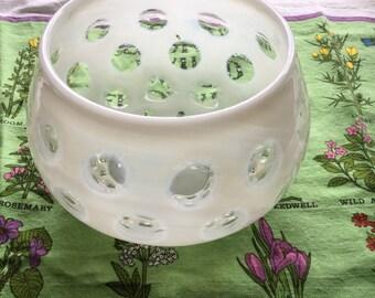 Fenton coin dot bowl