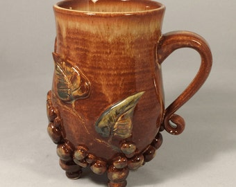 Grape Vine Mug