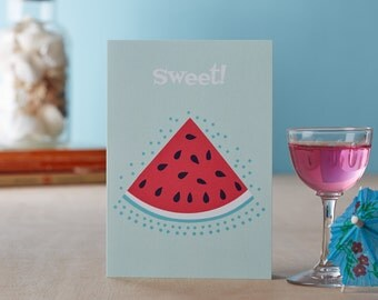 Sweet! Greetings Card