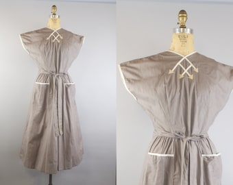Deadstock Vintage 1950s Kenmore Wrap Dress