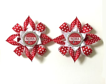 Named hair clip, choose your name and place your order