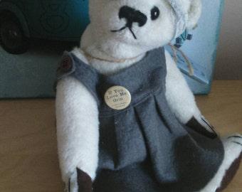 Ooak artist bear