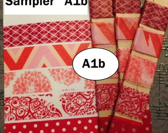 Washi Tape, BY the YARD, 3 FOOT Christmas, Crafts, Cards, Scrapbook, Embellishment, Masking Tape, Tape, Tags