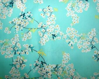 Fabric - Art Gallery - Pandalicious Yinghua Rainwater - cotton print.