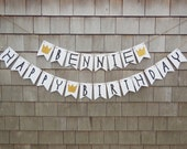 Where the Wild Things Are First Birthday Banner, Where the Wild Things Are Birthday Banner Party Decor, 1st Birthday Banner, Happy Birthday
