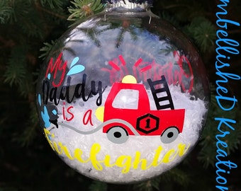 Personalized 2015 Christmas Ornament