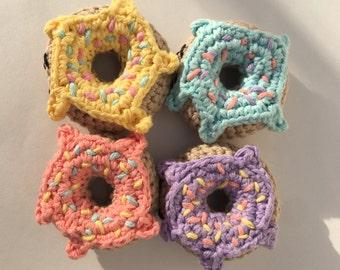 Crochet Donut Amigurumis