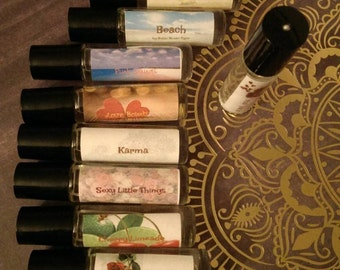 Roll On Perfume/ Perfume Oil - Many to choose from!