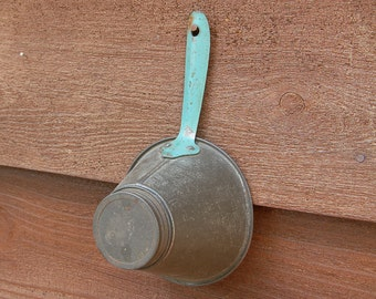 Antique Nesco Tin Funnel, Tinware Canning Funnel, Vintage Kitchen Funnel