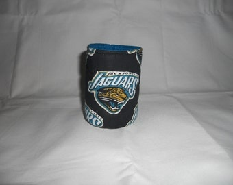 Jacksonville Jaguars Soda or Beer Can Cooler