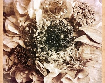 6-7 Brooch Bouquet