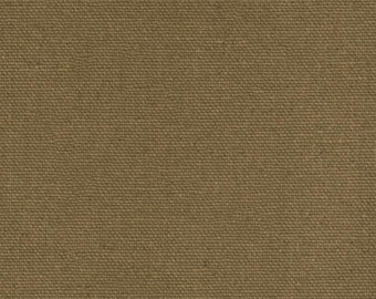 Olive Canvas Fabric