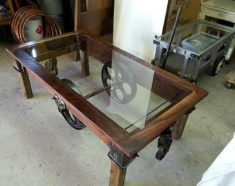 Custom Cart Table