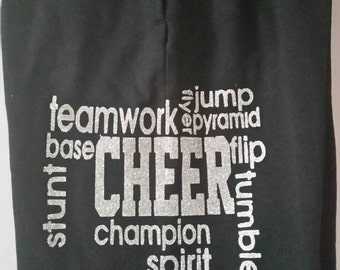 Cheer sweats sweatpants