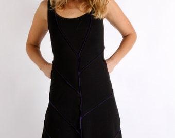 Pixie Dress,  Festival  Dress,  Funky Clothing,Cotton Dresspsy trance dress, pixie dress, pixie clothing,, psy clothing,