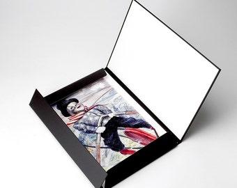 12 X 16 Overflap Print - Photography Handmade Portfolio