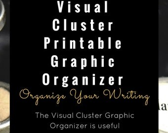 Visual Cluster Graphic Organizer