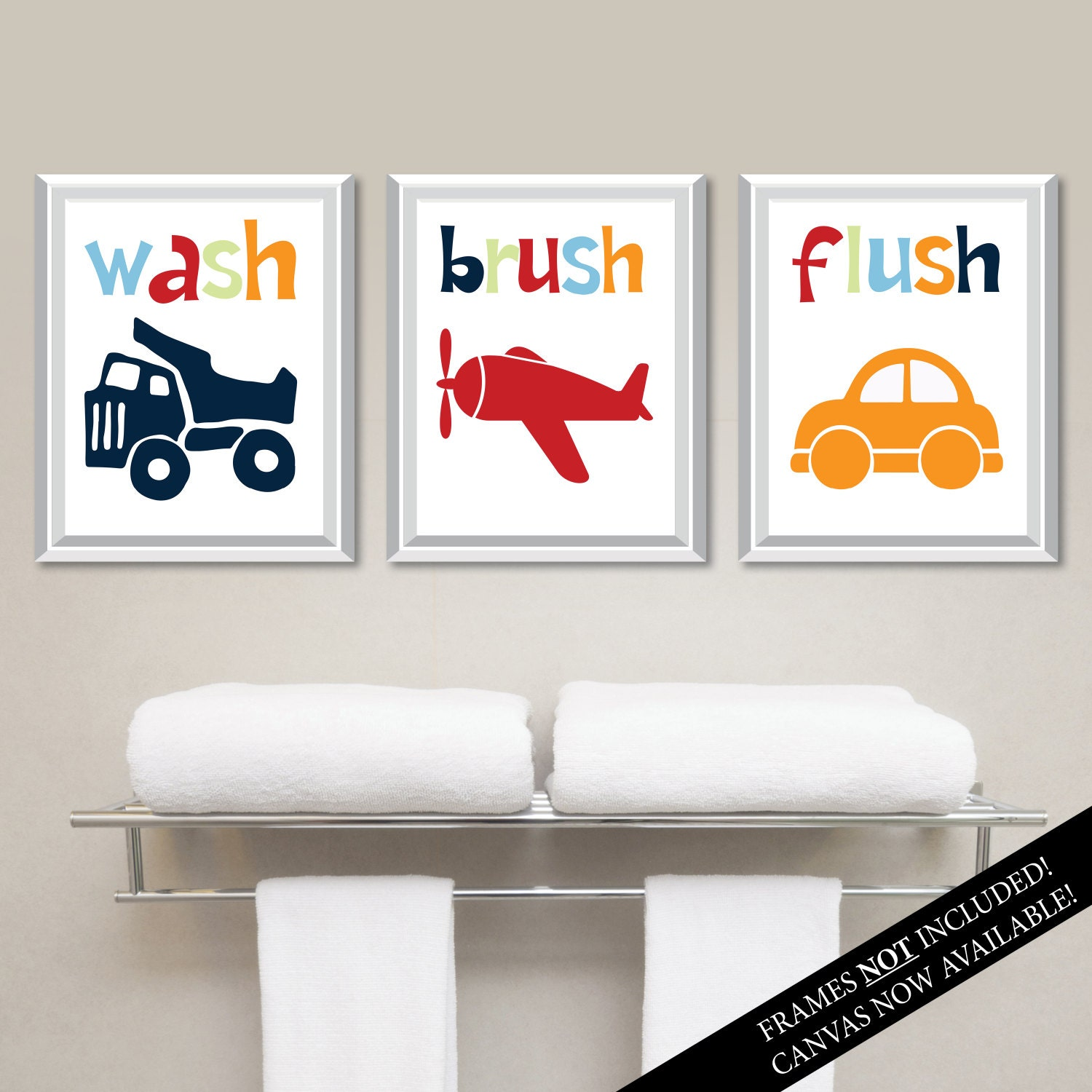 Bathroom wall art for kids - Transportation Bathroom Art Prints Kids Bathroom Art Kids Bathroom Decor Kids Bathroom Wall Art Home Decor Wall Bathroom Art Ns 809