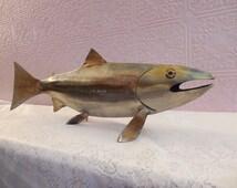Catch of the Day Wild Alaskan Pink  Female Salmon