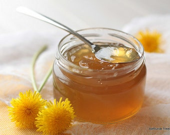 Dandelion Jelly - Tastes Like Honey!!! - TheSunsineJellyCo