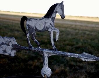 Zinc Horse Weather Vane
