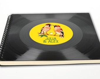 Vinyl Photo Album Personalized Music Album Unique Gift - Phonoboy