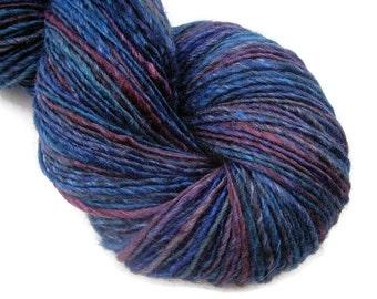 Hand spun yarn/handspun yarn/ handspun wool yarn