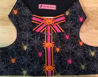 Halloween Dog Harness, Size Large