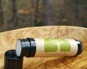 Herbal Garden Solid Perfume | Organic Perfume | Solid Cologne | Natural Perfume Stick | Lavender | Rosemary | Lemongrass | Vegan Fragrance