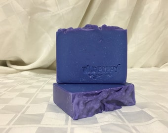 Hyacinth Soap / Artisan Soap / Handmade Soap / Soap / Cold Process Soap