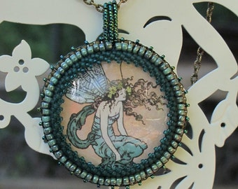 Pendant Sea Fairy