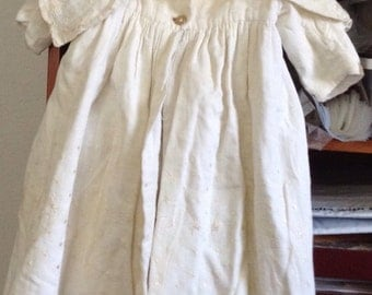 Very Old Baby Coat  Lined