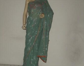 Hand made beautifull Indian sari