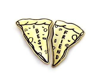 Bestie Pizza golden slices set