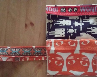 Handmade belt bag. Belt bag handmade